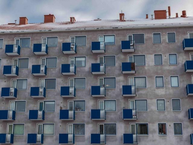 Hämeentie 101 julkisivu Helsinki