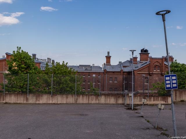 Sörnäisten vankila